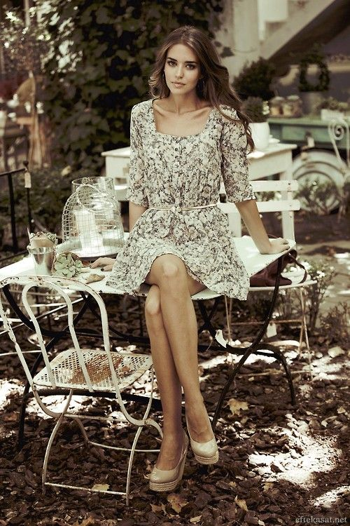 Clara Alonso - Constantin del Castillo Photoshoot 2011
