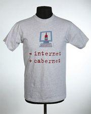 - internet + cabernet