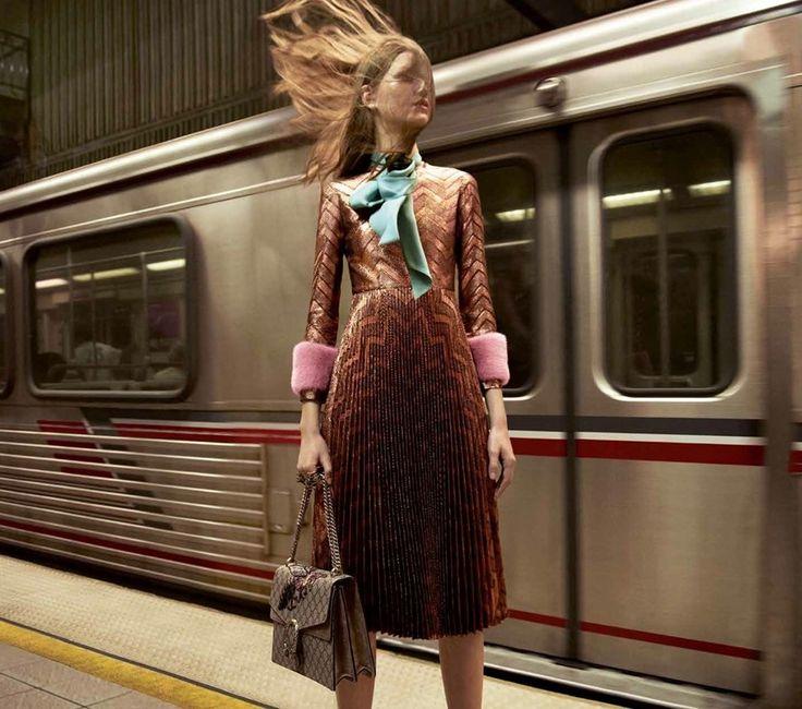 Gucci AW15 campaign Glen Luchford Alessandro Michele