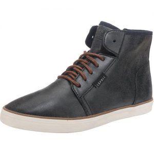 ESPRIT, Für einen sowohl sportiven als auch klassischen Look sorgen die ESPRIT Sophia Sneakers in Lederoptik. Die verkürzte Schnürung in einer Kontrastfarbe verschafft dem Modell ein innovatives Aussehen. - Mode online kombinieren und günstig bestellen |   Mode Online Shops.