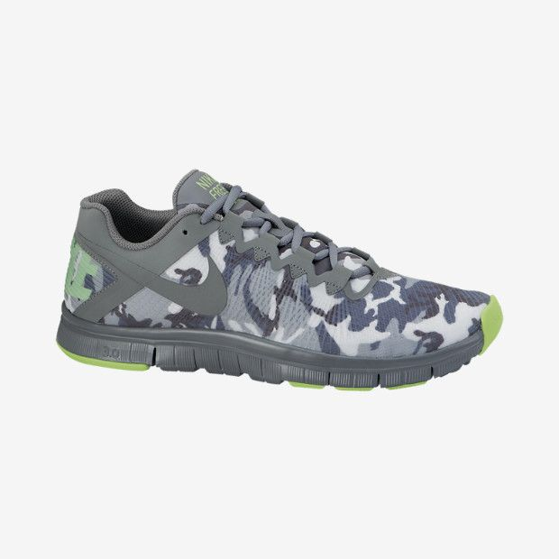 nike free camo men's slippers