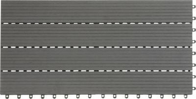 Gartenfreude Fliesen WPC Terrassen Fliesen 6-er Set, leicht verlegbar Jetzt bestellen unter: https://moebel.ladendirekt.de/garten/gartenmoebel/gartenmoebel-set/?uid=315a270f-c2eb-5321-8ba7-8039f1dfb9d3&utm_source=pinterest&utm_medium=pin&utm_campaign=boards #garten #gartenmoebel #gartenmoebelset Bild Quelle: plus.de