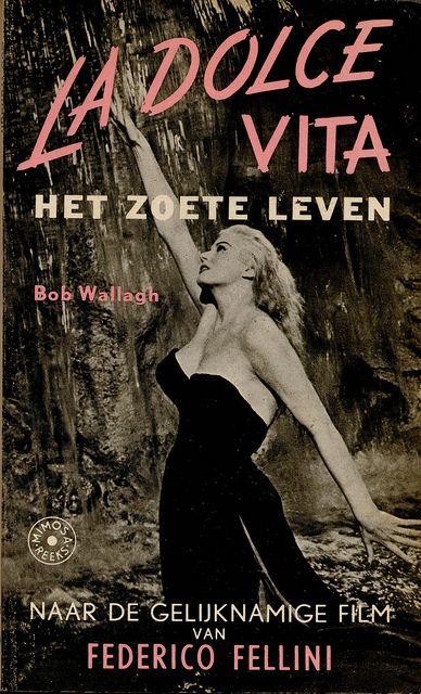 Anita Ekberg - La Dolce Vita (Federico Fellini, 1960)