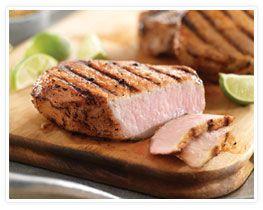 Cuban Pork Adobo Chops. #TailgatingWithPork