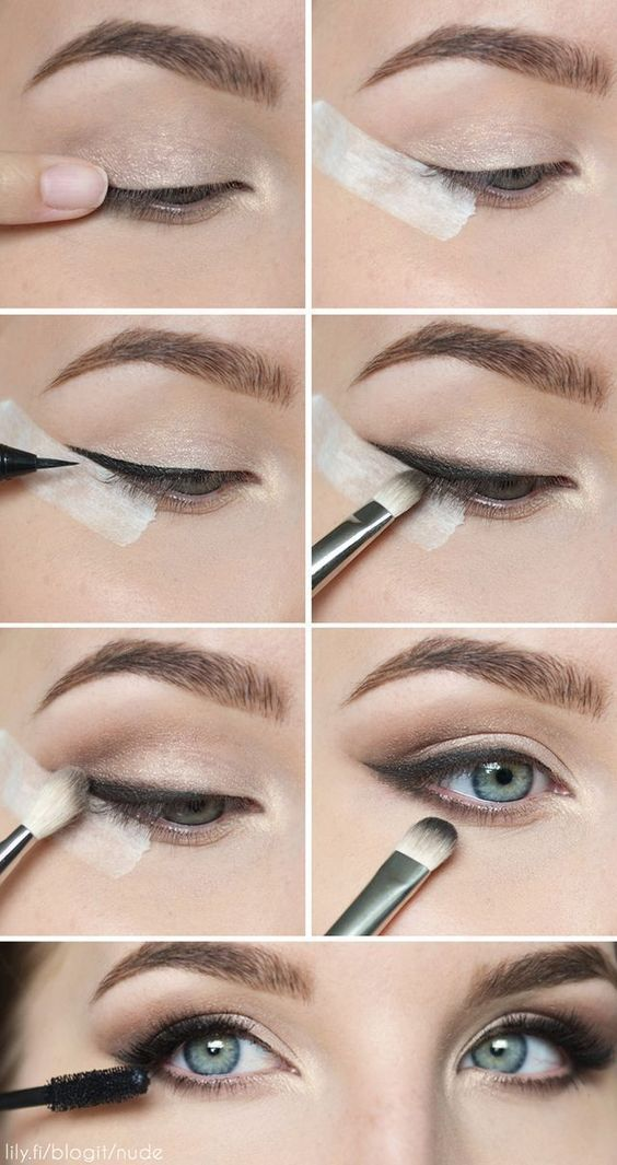 #beauty #hacks #ideas #tricks #lips #eyes