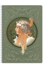 Notebook Mucha