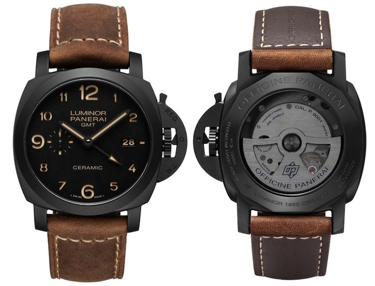The Panerai Luminor 1950 Ceramica is a watch that does a great job of integrating all of the classic Panerai design elements in a single timepiece...