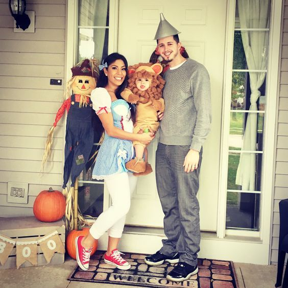50+ Halloween Family Costume Ideas to Make us Look Even Gorgeous