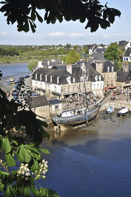 Auray, Brittany, France