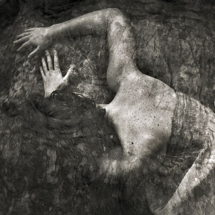 Gisella Sorrentino - Licia(Lucjan) - fotografia (druk w procesie żelatyna - srebo) - 20x20 - 2011 r.