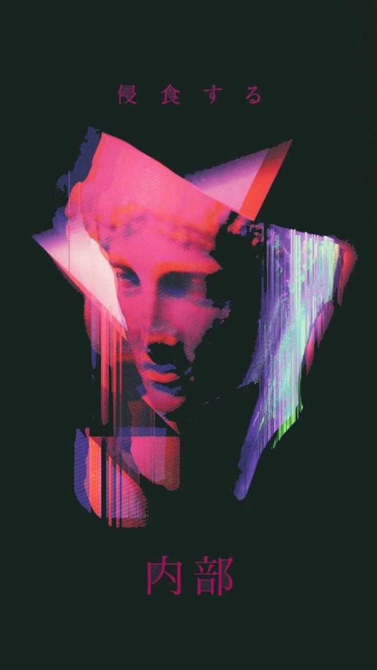 Best 25 vaporwave wallpaper ideas on pinterest - Art aesthetic wallpaper ...