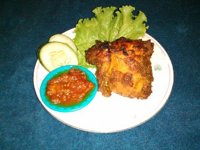 Ayam bakar rempah by Homy