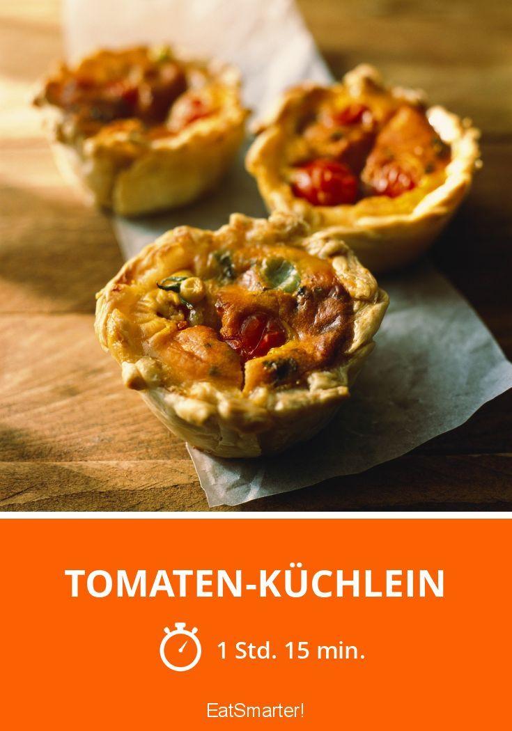 Tomaten-Küchlein - smarter - Zeit: 1 Std. 15 Min.   eatsmarter.de