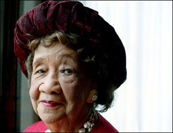 "Although she never drew the media attention that conferred celebrity and instant recognition on some of the other civil rights leaders of her time, Ms. Height was often described as the ""glue"" that held the family of black civil rights leaders together. She did much of her work out of the public spotlight, in quiet meetings and conversations, and she was widely connected at the top levels of power and influence in government and business."