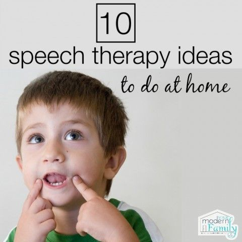 Helping a toddler with a speech delay