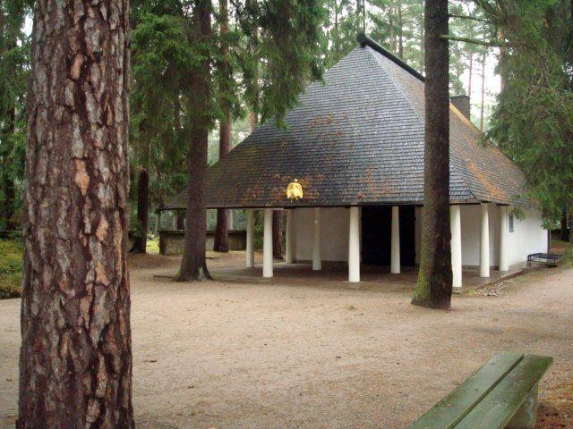 woodland chapel 1920 erik gunnar asplund chiese