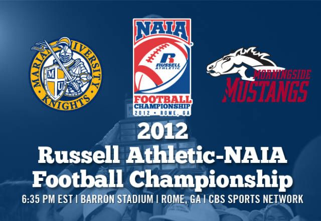 Russell Athletic-NAIA Football Championship Preview