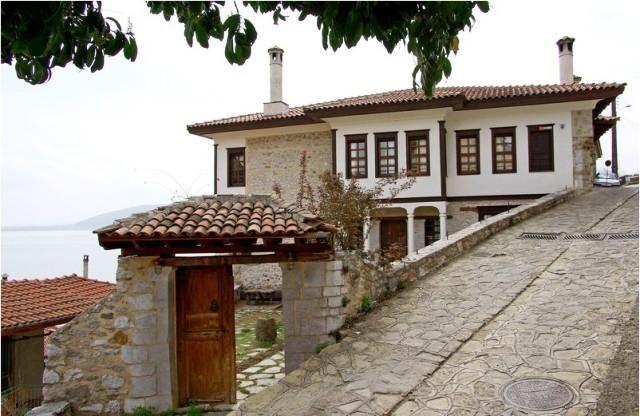 Ξενώνας Αρχοντικό Αλεξίου Βεργούλα (Ελλάδα Καστοριά) Kastoria,Greece