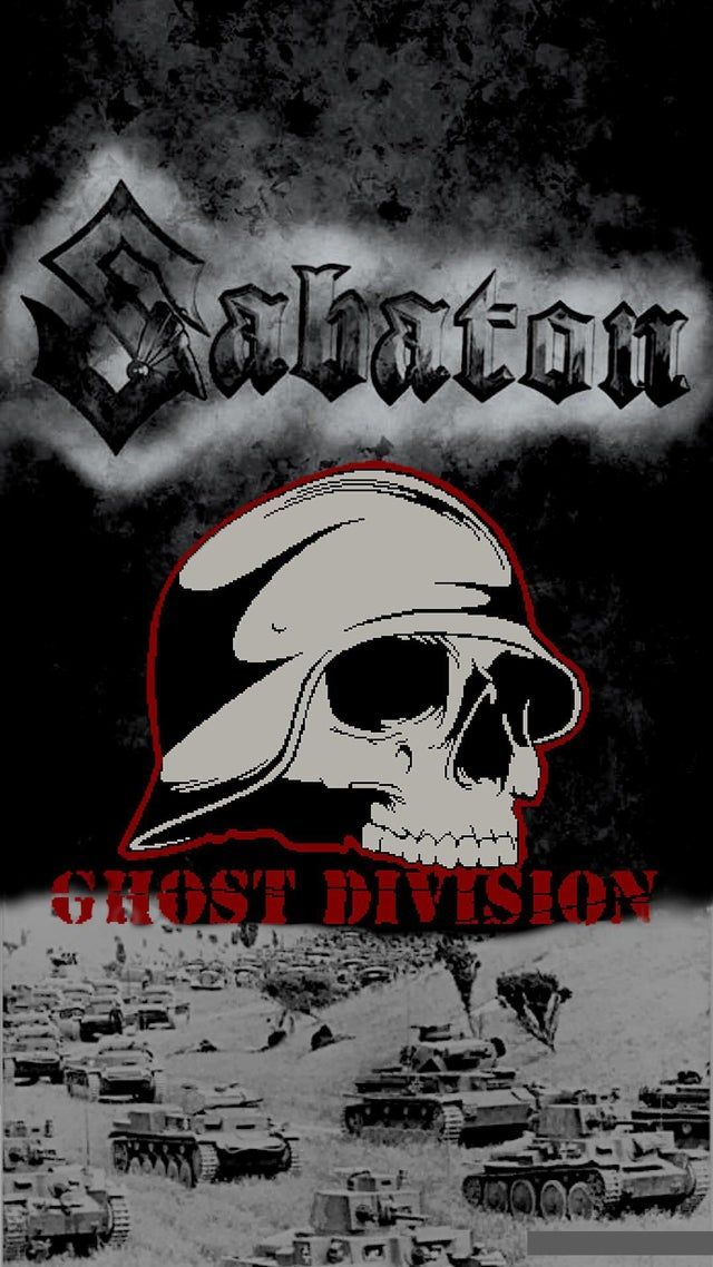 New And Improved Ghost Division Wallpaper Sabaton Sabaton Band Posters Collage Art Projects