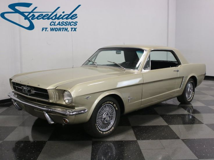1965 Ford Mustang for sale - Fort Worth, TX | OldCarOnline.com Classifieds