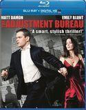 The Adjustment Bureau: With Movie Reward [UltraViolet] [Includes Digital Copy] [Blu-ray] [2011], 61179539