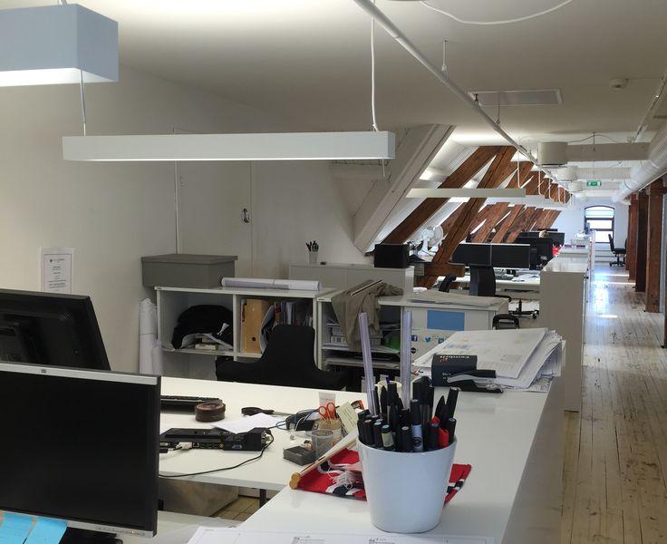 PLAIN armaturer hos Link Arkitektur - kontorslandskap.