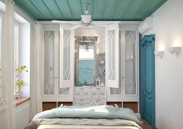 Квартира в средиземноморском стиле: проект в Киеве