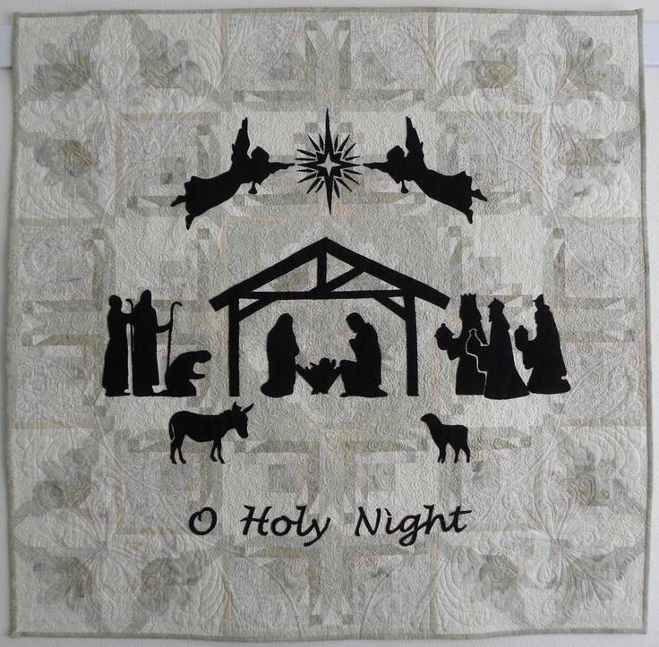 Nativity Quilt