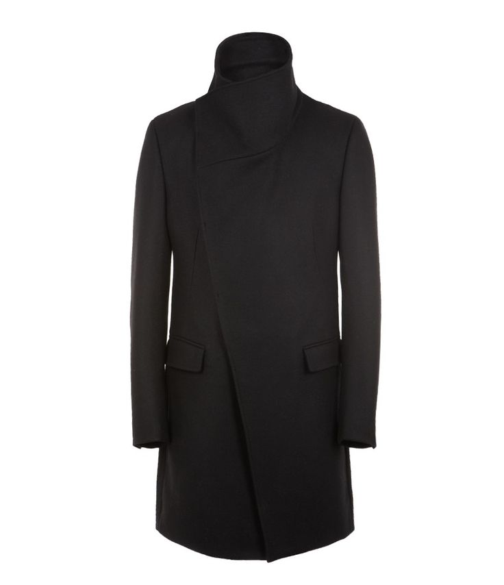 Bale Coat, Men, Outerwear, AllSaints Spitalfields $395