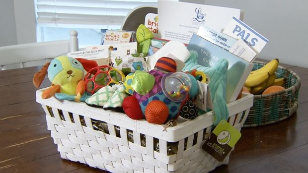 Danielle Gibbons felt as though the hospital did not offer the necessary information needed to help reduce her fears and concerns. To make a difference in the lives of other families of children with Down syndrome, she put together gift baskets of toys, clothes and information for new parents to be sent to their homes. This article used first person language and celebrated the differences of individuals with Down syndrome.