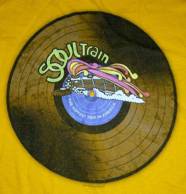 バンドTシャツ,通販 ソウルトレイン,SoulTrain,Tシャツ,販売,ソウル,Soul,ファンク,Funk,R&B,ディスコ,70s 商品詳細 ロックTシャツ、バンドTシャツ、ラットフィンク、ラッキー13等のTシャツやアメリカ雑貨、TOYの通販サイト | マンブルズ(MUMBLES)