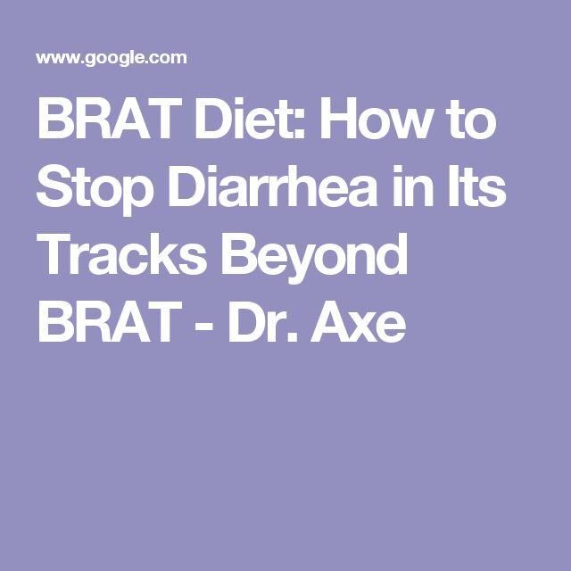 brat diet adult