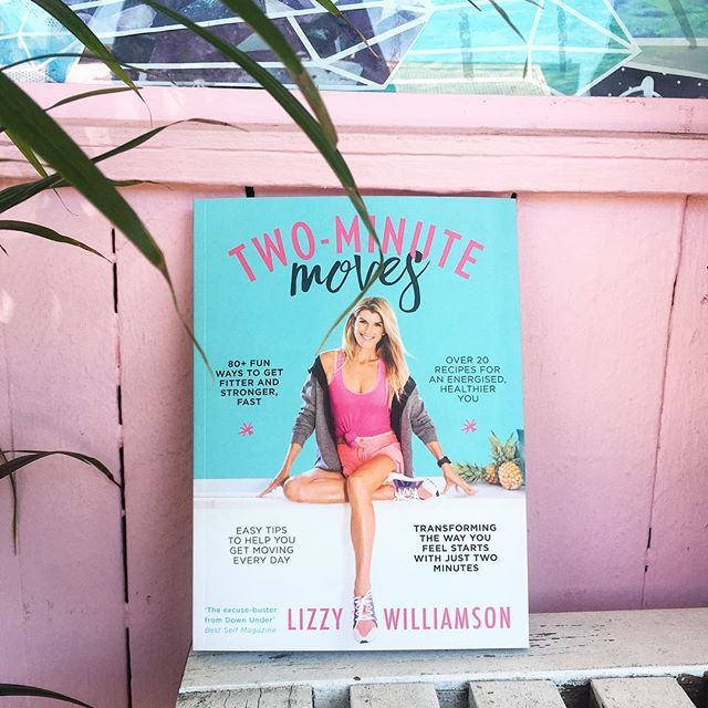 We are so excited to have one of our very lovely locals new book in the shop @twominutemoves is for EVERYONE 💃🏽💃🏽💃🏽well done Lizzy you're a legend. I've popped it online in the 'books' category under the notebook section and in the shop too now! $29.95