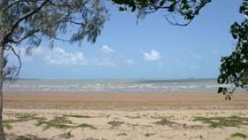 Armstrong Beach is a gentle 12 minute drive from the township of Sarina.