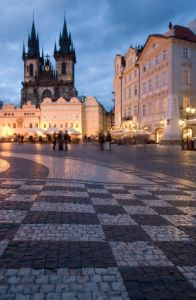Prague-one of the most beautiful cities in the world...in my opinion!