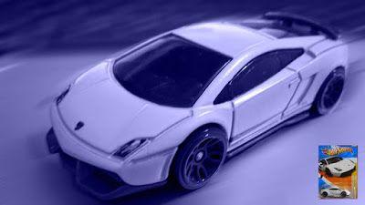 HotWheels: Lamborghini Gallardo HW 2011
