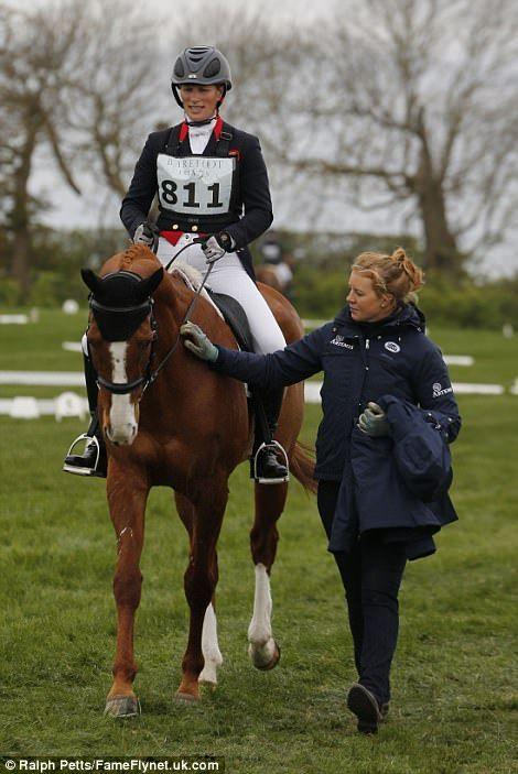 Riders who regularly compete at Burnham Market include Team GB Olympians Zara, as well as William Fox-Pitt, Pippa Funnell and Mary King
