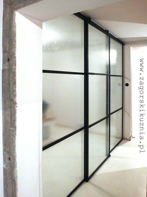 steel door made by Kuźnia Zagórski
