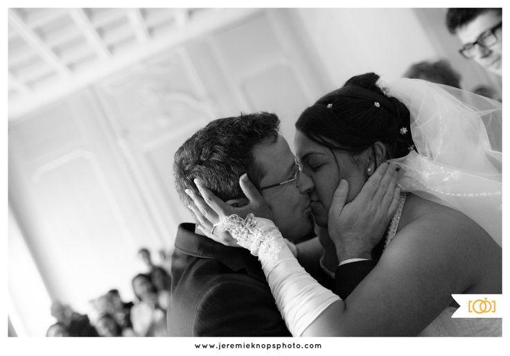 Mariage - Kiss - Wedding Photography - Elaine & Samuel - Photographe Bordeaux France - Jérémie Knops - www.jeremieknopsphoto.com