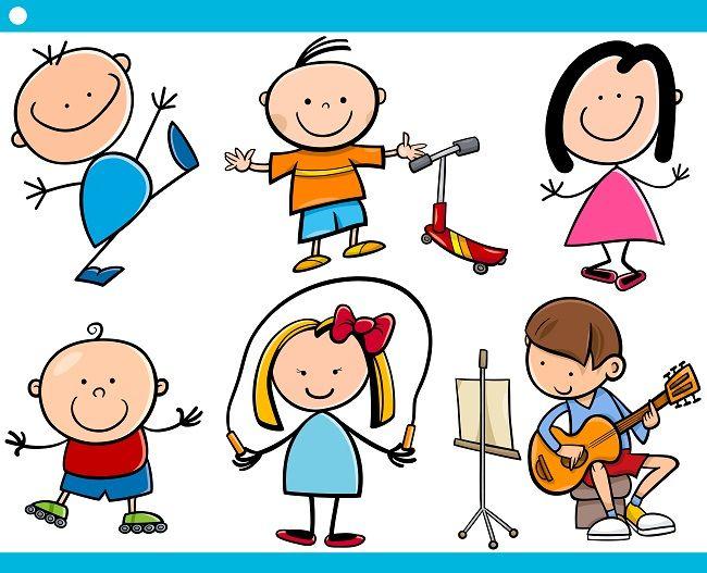 Cvičme s deťmi 4 – 5 r.