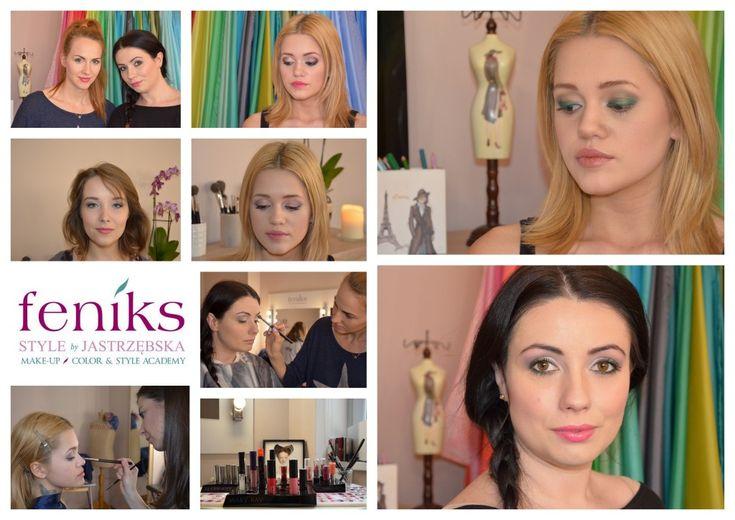 Warsztaty makijażu w Feniks Style  maj 2015