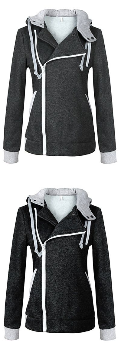 Busy with life as time goes by, sometimes you need such a relaxing sweatshirt! Interested in the casual trends for the whole winter? Fashion hooded sweatshirts come for you at WEALFEEL.COM
