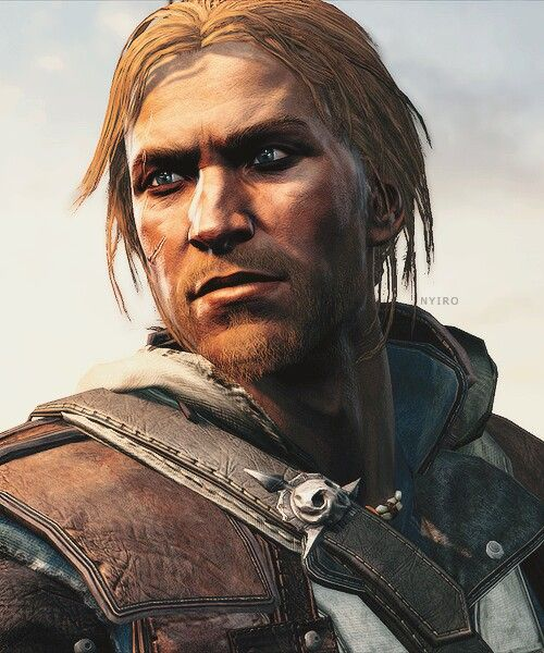Edward Kenway; Assassin's Creed IV: Black Flag
