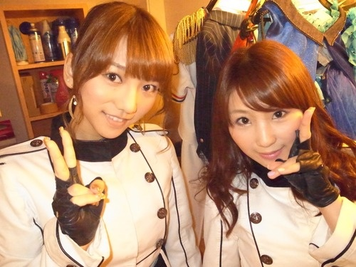 Akicha and Team A member #AKB48