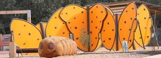 Nillumbik Shire Council - Eltham Lower Park Accessible Play Space