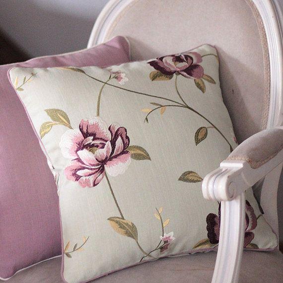 16x16 Decorative throw pillow pillow sham pillow by emeisonCOM