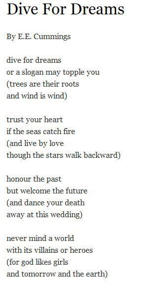 Ee Cummings Poetry Complete Poems