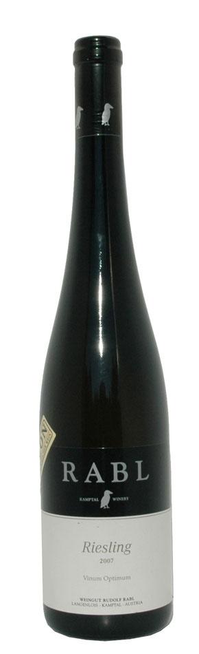 Riesling Vinum Optimum 2011 von Rabl - Wein Shop