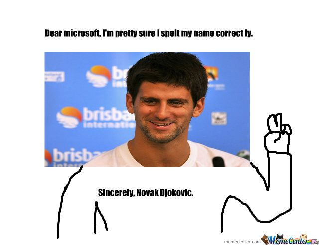 Image Result For Novak Djokovic Meme Memes Novak Djokovic Image