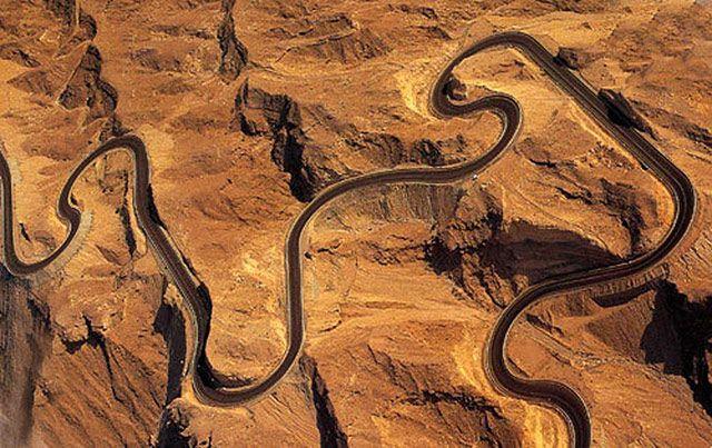 Meest bizarre, mooiste en gevaarlijkste wegen ter wereld - Nieuws - Droomplekken